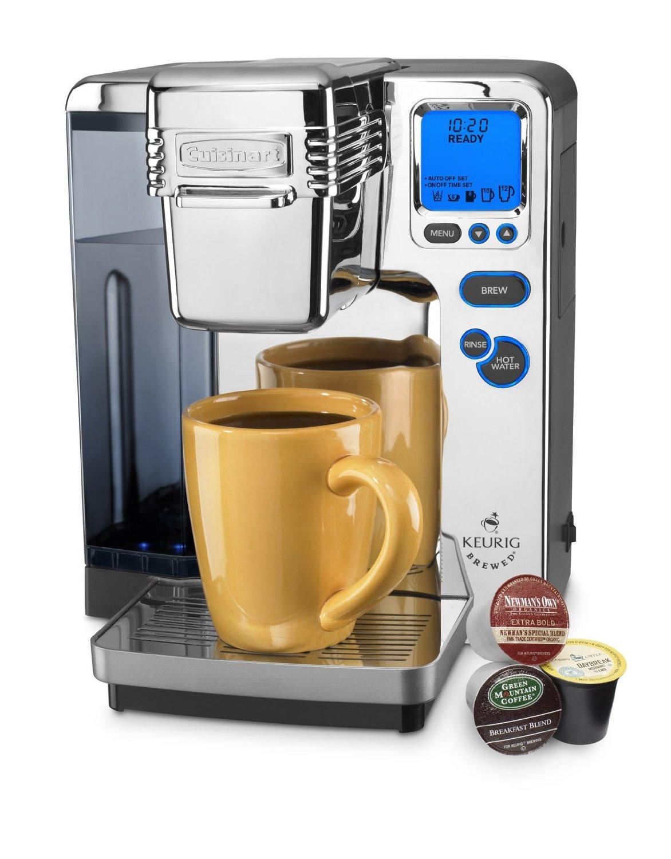 Cuisinart Coffee Maker Keurig Problems : Best single cup coffee maker