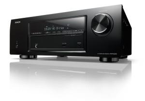 Denon AVR-E200 5.1 Channel 3D Pass Through Home Theater Receiver