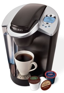 Keurig K65 gourmet coffee machine