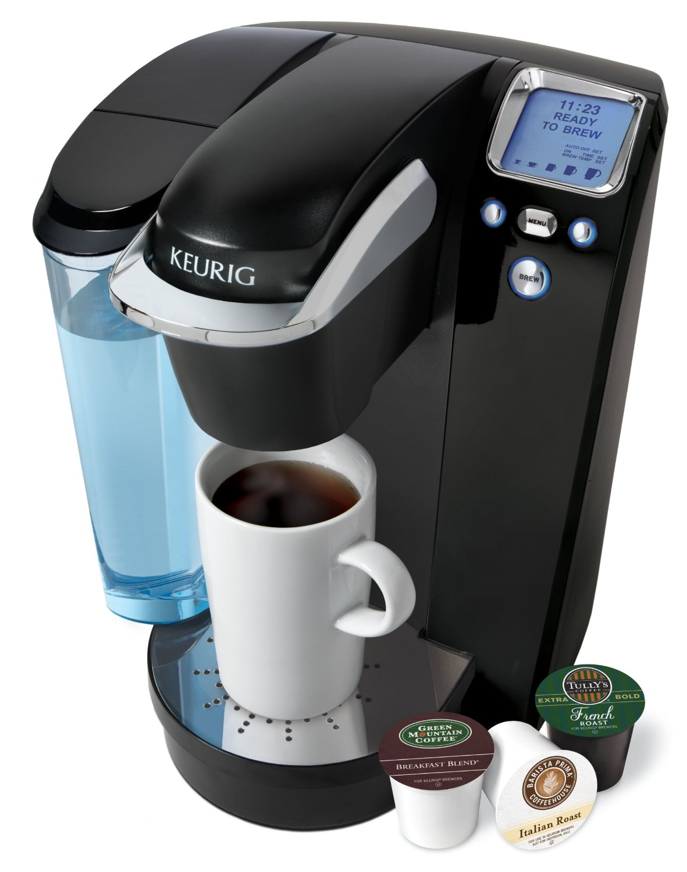 Best Coffee Maker K Cup : Best ice cream maker 2014