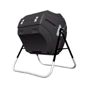 Lifetime 60058 80-Gallon Compost Tumbler