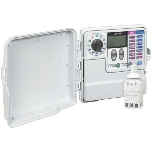 Rain Bird Smart 6-Station 6-Zone Simple to Set Smart Water Timer Controller