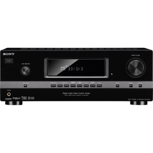 Sony STRDH520 7.1 Channel 3D AV Receiver