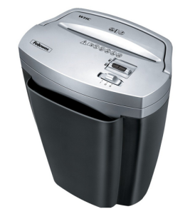fellowes powershred w 11c 11 sheet cross cut shredder