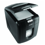 Swingline_Stack-and-Shred_100X_Hands_Free_Shredder,_Super_Cross-Cut