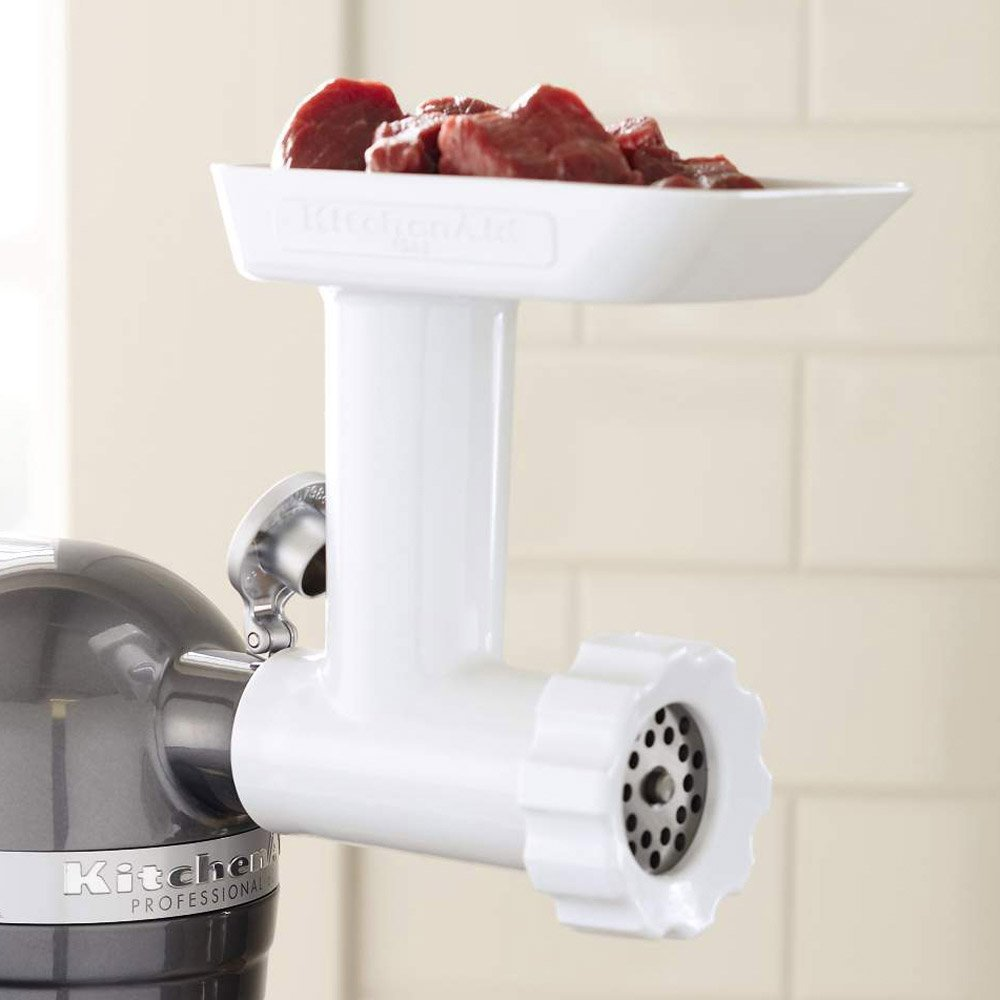 Kitchenaid Mincer Attachment best meat grinder for home use