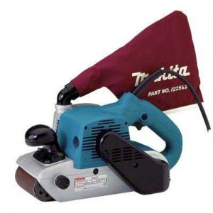 Makita 9403 11 Belt Sander with Cloth Dust Bag