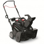 Murray 1695885 800 Snow Series 22-Inch Gas Powered Single Stage Snow Thrower With Electric Start