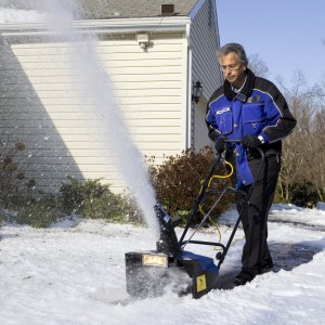 best electric snow thrower