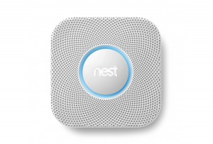 Nest Protect Smoke and Carbon Monoxide detector