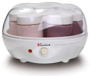 Euro Cuisine YM80 Automatic Yogurt Maker