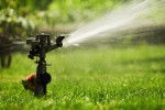 How does a sprinkler controller work?