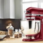 stand mixer vs bread maker
