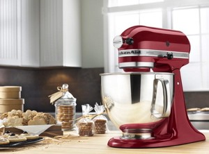 stand mixer vs bread maker