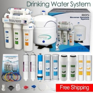 Best reverse osmosis system reviews - ExpressWater