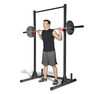top rated power rack for the money - cap barbell