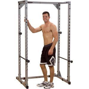 top rated power rack for the money - powerline pro
