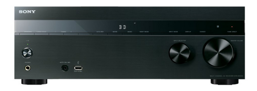 Sony STRDH550 receiver review