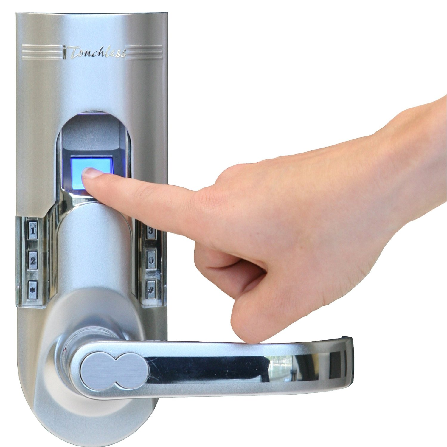 Security with Fingerprint for Your Doors