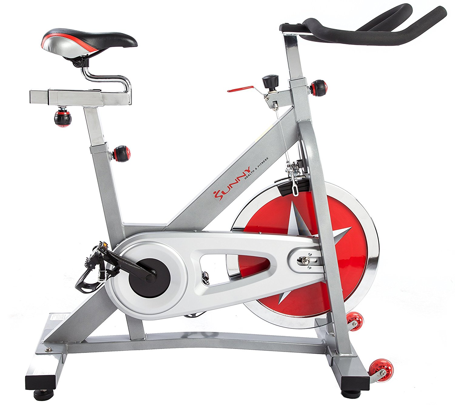 Best Spinning Bike For Home Use Sunny Health Fitness B901 Spin